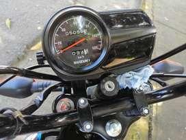 Venta de moto Suzuki