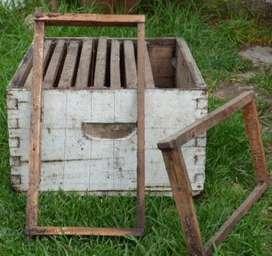 Alzas para apicultura