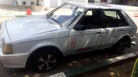 Mazda 323hb modelo 84