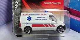 Ambulancia Marca Majorette
