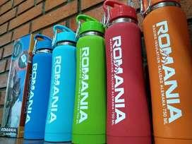 Botellas termicas. Deportivas