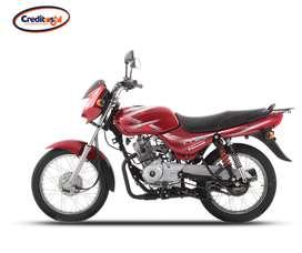 Moto Bajaj CT125cc (2020)