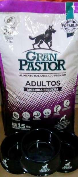 Alimento para Perros Gran Pastor