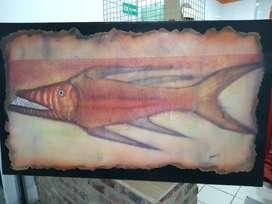 Barracuda oleo