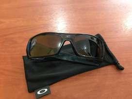 Gafas OAKLEY Modelo GASCAN Negro Transparente