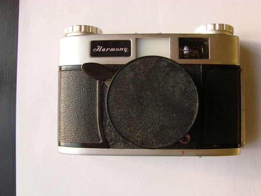 Camara Fotografica Harmony Antigua Rara Vintage Japan funciona correctamente 0