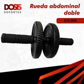 Rodillo abdominal PVC