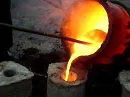 Taller de Fundición de Metales