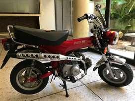 Honda Dax Japonesa