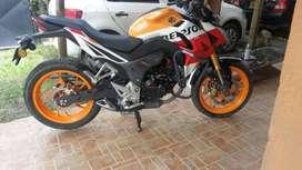 Honda CB 190 edición Repsol
