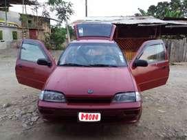 Vendó un Auto Suzuki Forza 2, Negociable