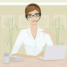 señorita bachiller con conocimientos en computación básica, responsable y  presencia. Pata trabajar medio tiempo.