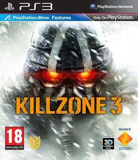 Kill Zone 3 para PS3