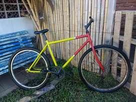 Bicicleta rodado 26 perfecto andar
