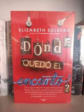 Dónde quedó el encanto Elizabeth Eulberg Libro