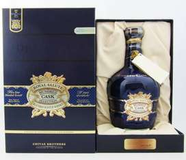 Royal Salute One Hundred Cask