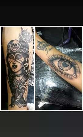 Artista tatuador domicilio tattoo tatuajes buen costo agenda
