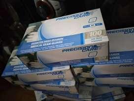 Caja guante latex - x 100 unidades