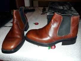 Vendo botas caña corta