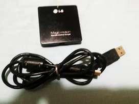 Dongle LG Magic motion modelo: EAT614134