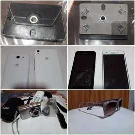 Vendo celular para repuesto y cámara de foto