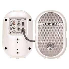 Altavoz Topp Pro TAP-40AWH Music Box Colombia Par Blanco  40W