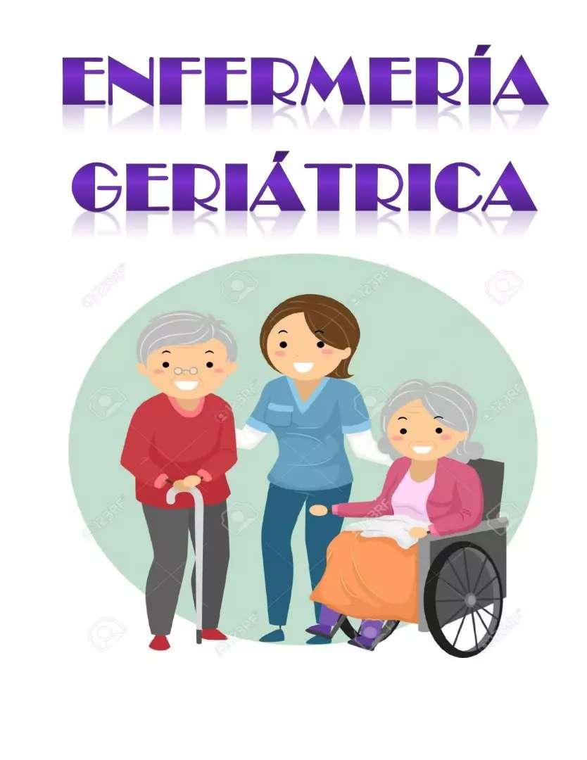 Enfermera geriatrica 0