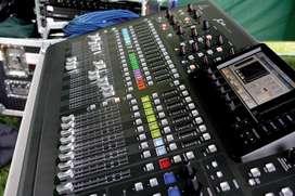 Behringer X32 Mixer Consola Digital 32 Canales