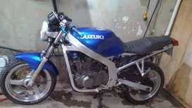 Suzuki Gs 500e titular