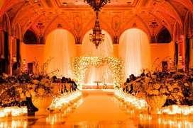 Servicio de iluminacion  para bodas y eventos en cartagena