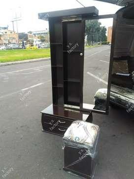 Tocador nuevo incluye sillita puff , envío gratis solo para Bogotá y Soacha