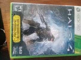 Vendo videojuego halo 4 para xbox 360