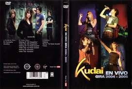 Kudai en vivo 2004