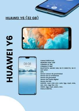 HUAWEI Y6 (32 GB)