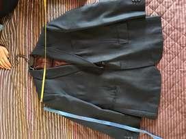 Vestido de paño usado