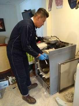 Reparamos Lavadoras y Secadoras en Chapinero Chicó Santa Barbara y Cedritos