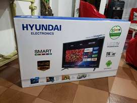"HYUNDAI SMART TV 45"""