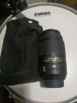 Lente Nikon 55-300