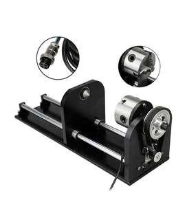 Cnc Máquina Grabado Laser Corte Grabador Eje Rotatorio Co2