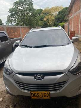 Hyundai ix35 Diesel 4x4 automatico