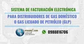 FACTURACIÓN ELECTRÓNICA PARA (GLP)