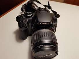 Canon Eos Rebel Xti Kit Black Cargador