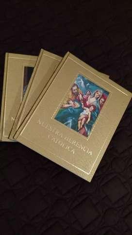 """Colección Biblia """"Nuestra Herencia Católica"""""""