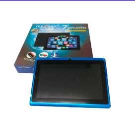 Tablet con pantalla de 7 pulgada y gafas 3D