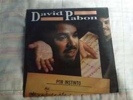 Vinilo David Pabon