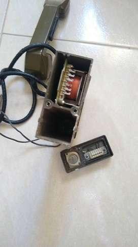 Teléfono portátil  antiguo