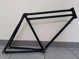 Cuadro de Bicicleta Clásica o de paseo doble barra
