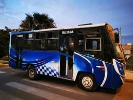 Microbus urbano