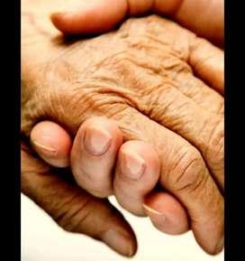 Acopañante terapeutico se ofrece como cuidadora de abuelos o niños.