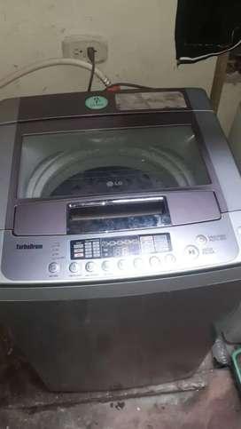 Lavadora como nueva